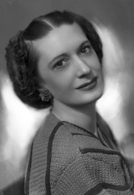 Nina (pictured above in 1950) was one of millions of ordinary Russians who suffered during what became known as the Great Terror