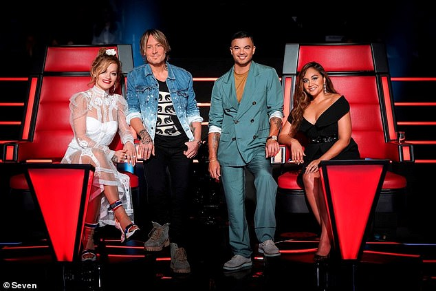 Soon!The Voice Australia is back for two new series in 2022. On Monday, TV Tonight reported that both The Voice Season 11 and The Voice: Generations will be screened on Channel Seven next year. Pictured: The 2021 judging team