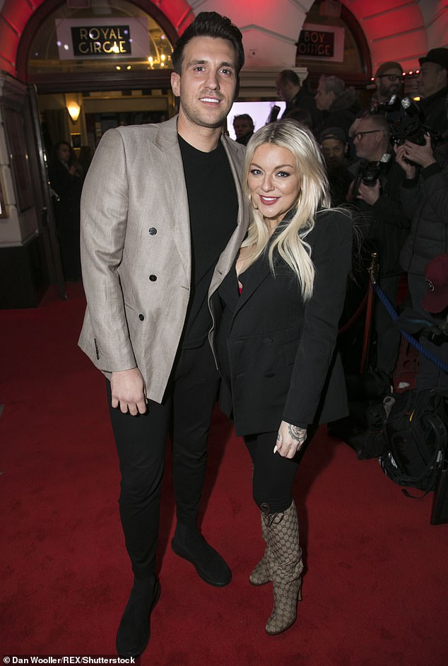 Moving on:The celebrated British star is understood to be single after ending her engagement to Jamie Horn - who she met via dating app Tinder - in July following a three year relationship