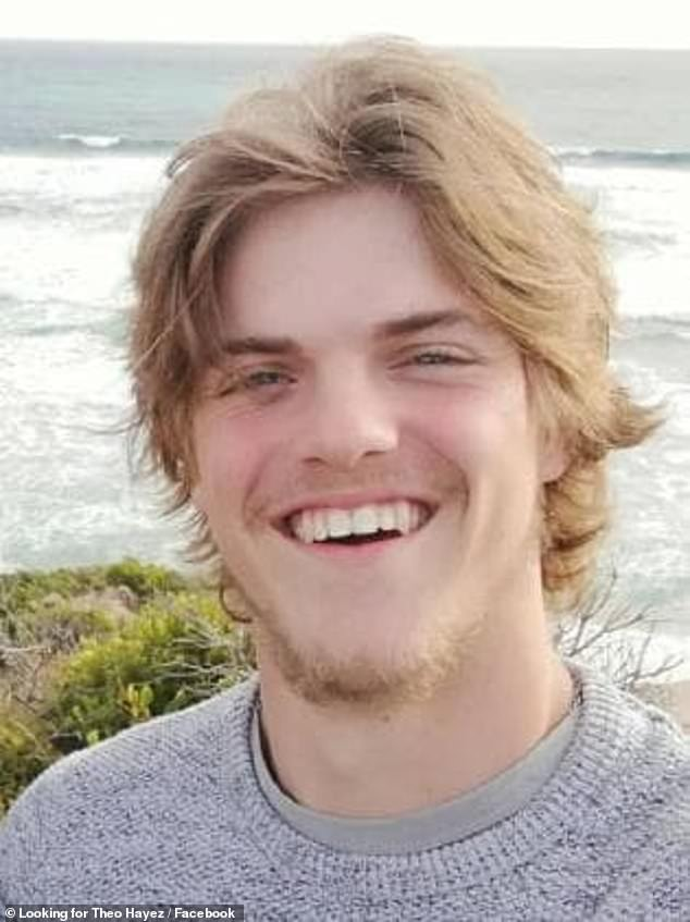 The young Belgian traveller was making his way across Australia on a gap year when he went missing