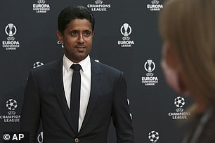 PSG chairman Nasser Al Khelaifi is also the new chairman of the ECA