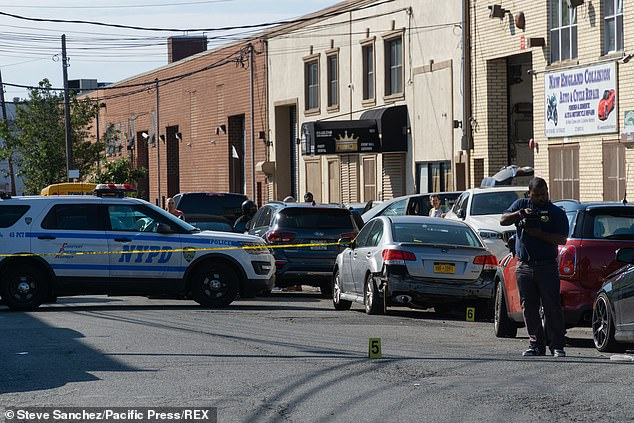 Seven people in the Bronx in New York City, sustained gunshot wounds in separate shootings in the space of a few hours. It is unclear if these shootings were related. Four of those injured were shot outside of a catering hall at 3.35am on Sunday