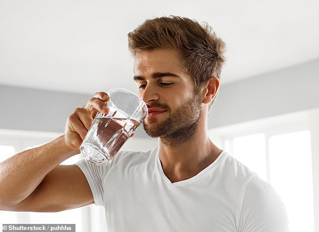 Heart failure is the latest on the list of things that can be prevented or improved by staying well hydrated