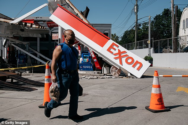 The first alerts of severe weather blared across millions of phones at 8:41pm on Wednesday as Hurricane Ida slammed into New York causing heavy damages