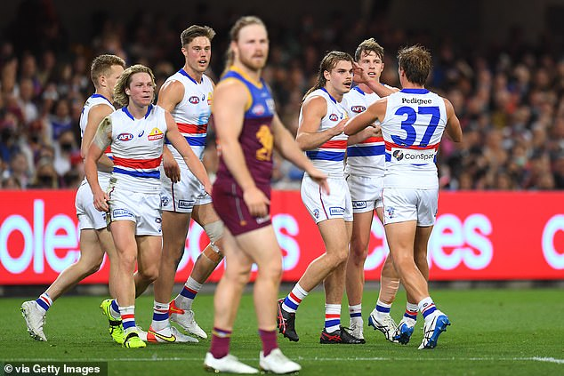 The news was leaked on Sunday, the day after the club's heartbreaking one-point loss to the Bulldogs in their semi-final on Saturday night