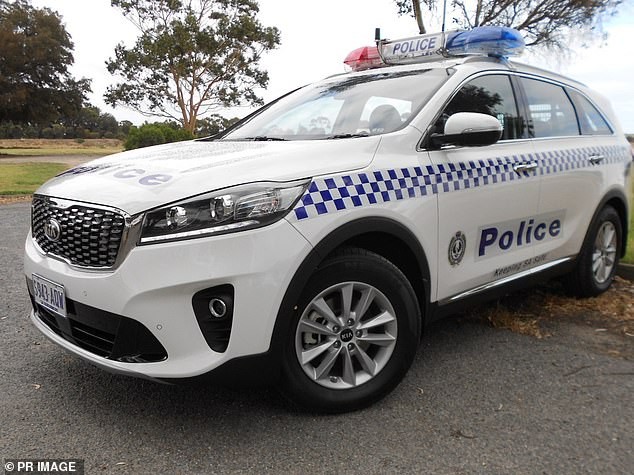 South Australia Police have now launched a manhunt for the owner who was said to be white, in his mid-40s and wearing a light blue/grey shirt and dark-coloured pants