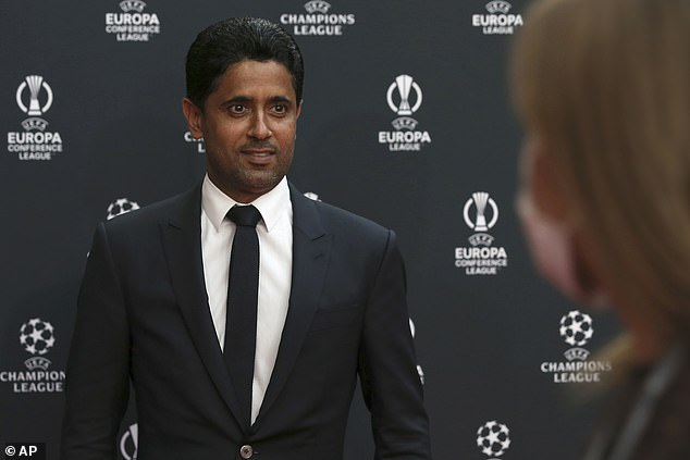 PSG chairman Nasser Al-Khelaifi called those pushing for the ESL as 'fabulists and failures