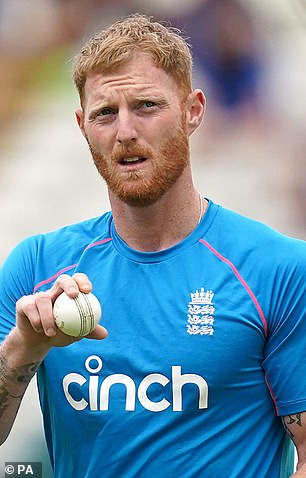 Ben Stokes will be missing from England's T20 World Cup squad