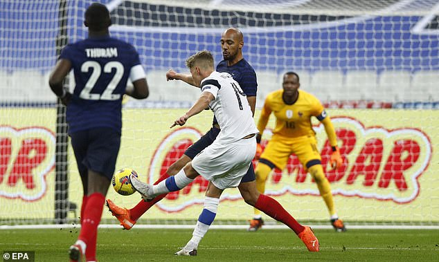 Finland stunned France to win 2-0 in a friendly last November - could history repeat itself?
