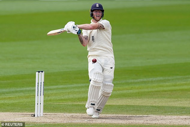 Stokes is nursing a finger injury and is also taking time away to focus on his mental health