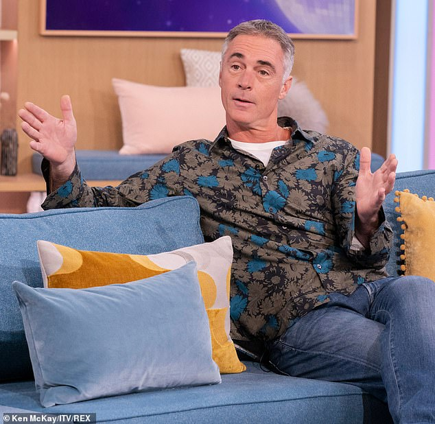 Helping hand:Greg also revealed that he has spoken to his pal, and Strictly 2020 winner, Bill Bailey about taking to the dancefloor