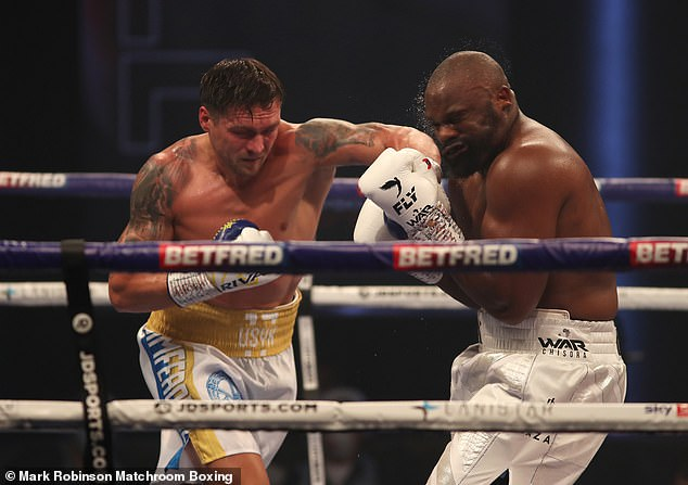 Fury's changed his opinion on Oleksandr Usyk and now believes he could beat Anthony Joshua