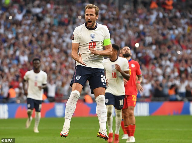 Harry Kane continues to yearn for his first professional trophy with England and Tottenham