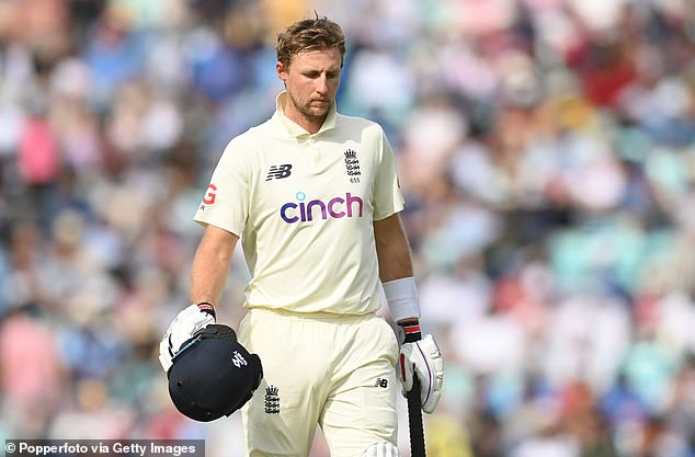 Joe Root's men trail 2-1 in the five-match series against India heading into the final Test
