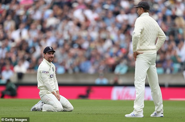 Rory Burns and Co must take their catches and be more ruthless when batting at Old Trafford