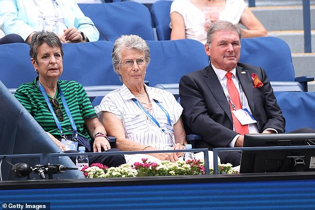 Virginia Wade has hailed Raducanu and also believes that the British starlet 'ticks all the boxes'