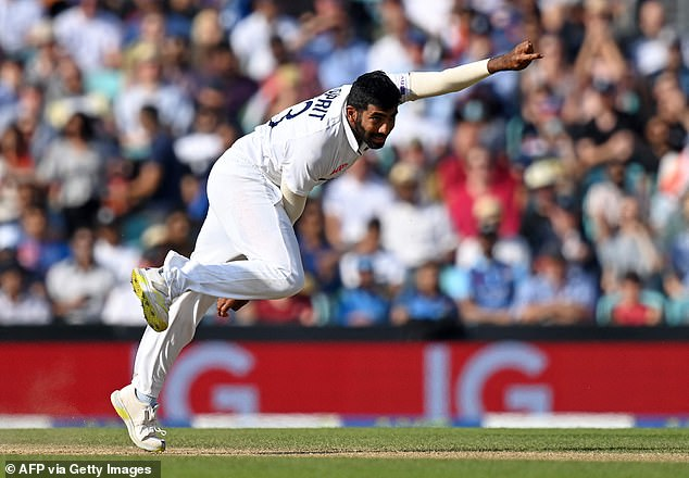 India's biggest edge over England is their wicket-taking ability on flat surfaces, as Jasprit Bumrah (above) showed
