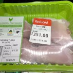 Aldi Australia shopper is shocked after spotting a $700 pack of chicken reduced to $351 💥👩💥