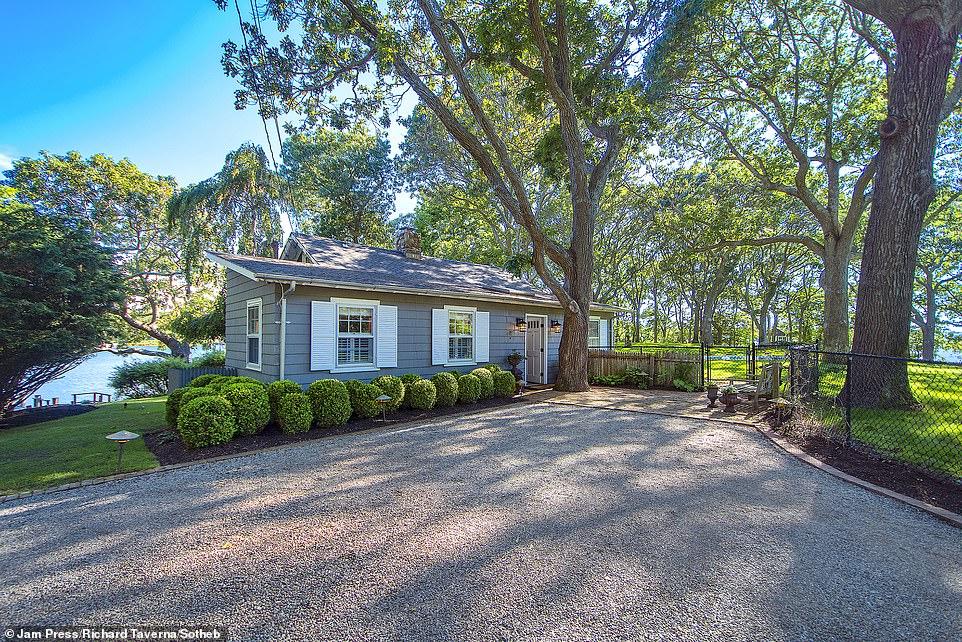 The Hamptons home where John Steinbeck authored Of Mice