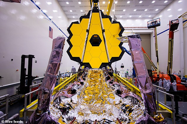 According to NASA, the much-awaited next-generation James Webb Space Telescope will launch on the European Space Agency's Ariane 5 rocket on December 18.