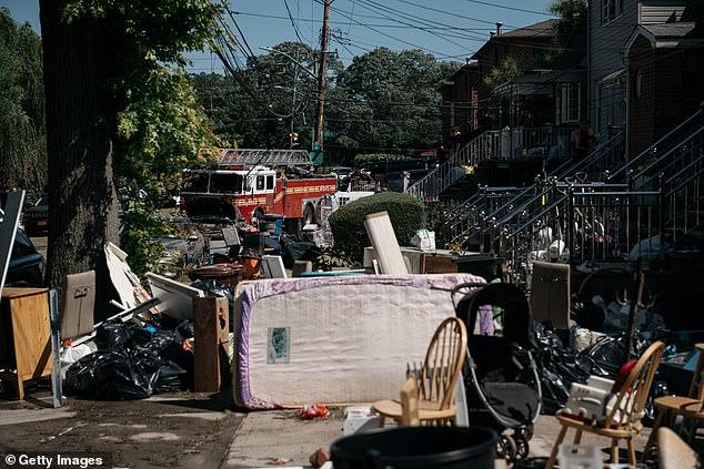 Flash flooding from Hurricane Ida devastated the northeast, particularly an unprepared New York City