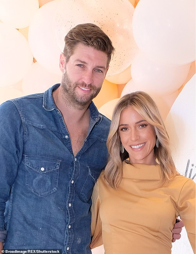 In the cards:Jay and Kristin would go onto tied the knot on June 8, 2013 during an intimate wedding at the Woodmont Christian Church in Nashville, Tennessee; Jay and Kristin pictured in 2019