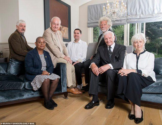 Open letter criticising Dame Cressida: Alastair Morgan, Baroness Lawrence, Paul Gambaccini, Michael McManus, Nick Bramall, Harvey Proctor, and Lady Brittan