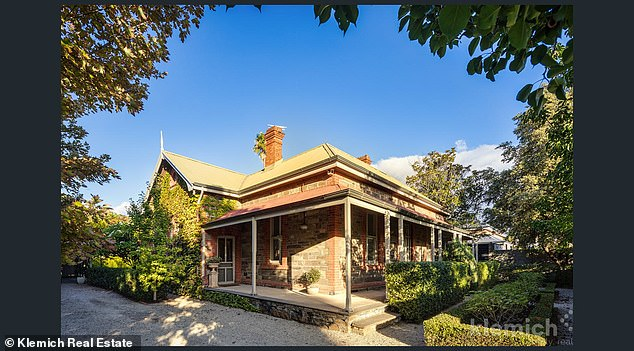 Sold:A multi-million deal has been made on an Adelaide property that was the former home of famous Australian artist, John Dowie