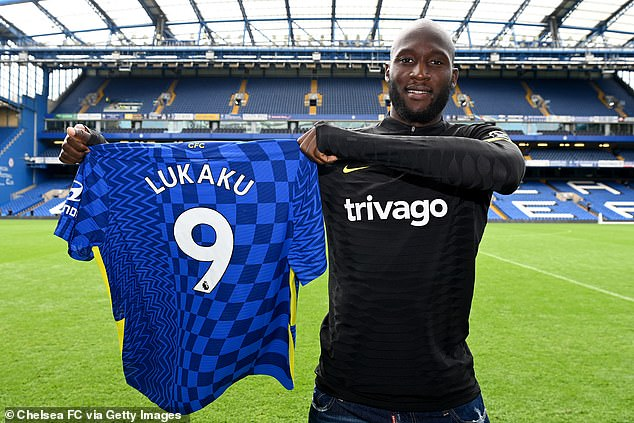 Chelsea splashed out £98m on Lukaku to make him their main man - he surely won't be overshadowed when he steps out at Stamford Bridge again