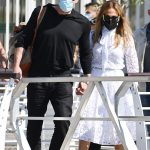 Jennifer Lopez and Ben Affleck remain inseparable as they arrive at Venice 💥👩💥