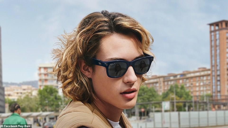 Named Ray-Ban Stories, they cost £299 ($299) and come with dual integrated five megapixel cameras, a three microphone array and discreet open-ear speakers