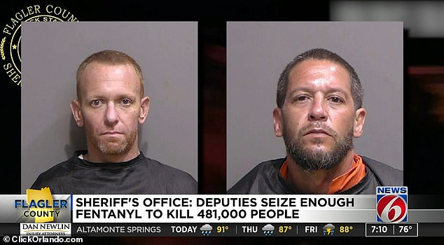 Michael Connelly, 40, andBrian Pirraglia, 39, were taken into police custody on September 7, and held on $3,000 and $500 bonds, respectively
