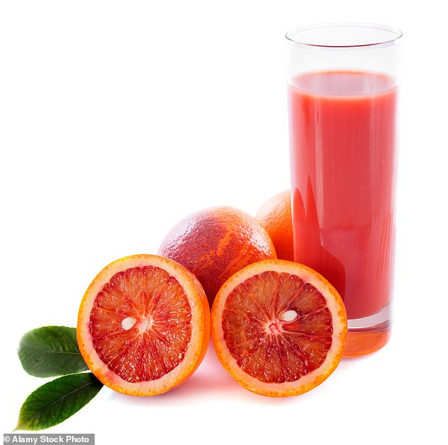 Orange juice has long been a healthy breakfast staple. But blood orange juice is even better as it provides the best antioxidant hit, experts say