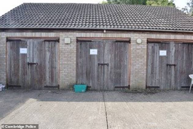 Both Scott and Sarah made multiple trips to the lock-up as well as to Cowbit, a rural area of Lincolnshire