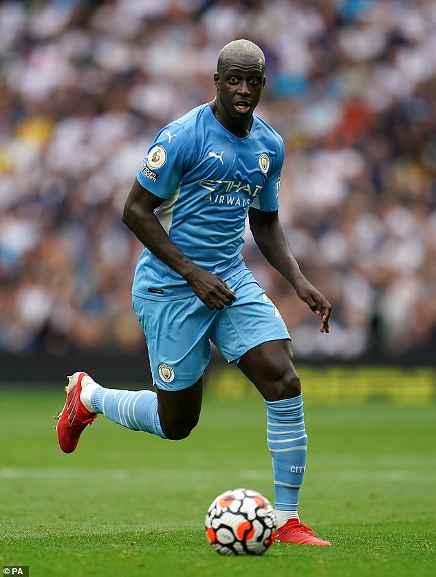 Mendy spoke only to confirm his name during the 45-minute hearing at Chester Crown Court