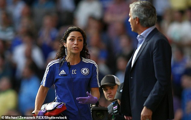 Mourinho once criticised medical staff member Eva Carneiro for 'not understanding' the game
