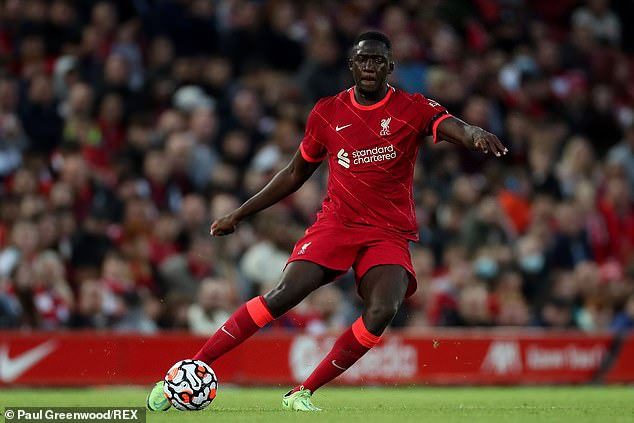 Defender Ibrahima Konate was the only new arrival at Anfield in this summer transfer window