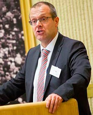 Dr Hans Kluge, the WHO's Europe director, warned 'Covid will continue to mutate and remain with us, the way influenza is'