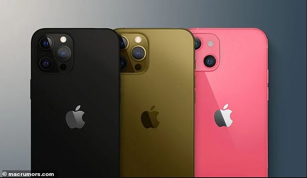 Apple is expected to unveil its new iPhone at the company's September 14 product launch.  Among the many rumors about the new device is that it will come in pink, black and bronze, replacing green, graphite and pacific blue.
