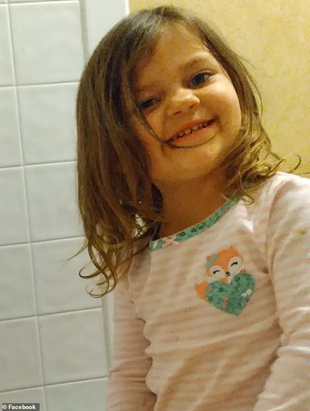 Kali Cook, 4, was the youngest person to die of COVID-19 in Galveston County, Texas