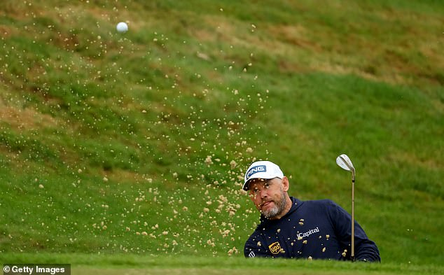 Lee Westwood has admitted that the pressure of Ryder Cup qualifying is taking its toll