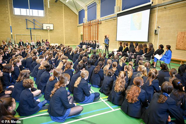 The retired Church of England bishop yesterday backed demands for compulsory worship to be scrapped in schools