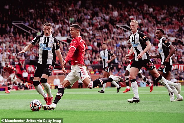 Glazer ended his stay away from United to make sure he witnessed Ronaldo's second debut