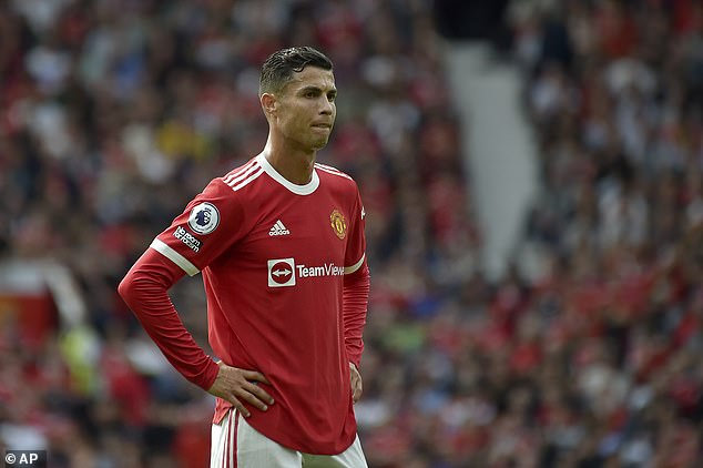 The Portuguese forward had been making his highly anticipated return to the club and seemed undeterred by the impassioned protest as he went on to score two goals in his comeback game, resulting in a 4-1 victory for Manchester United over Newcastle