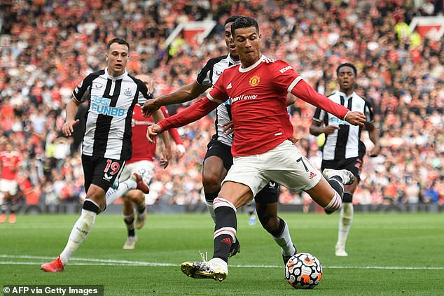 Old Trafford's returning hero struck twice against Newcastle on his second debut for the club