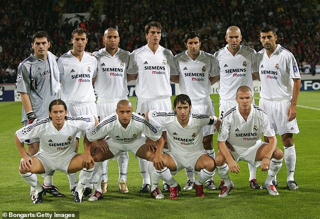 United though now look heavily weighed towards attack, a problem that affected Real Madrid's 'Galacticos' who struggled to find much success despite boasting world class stars