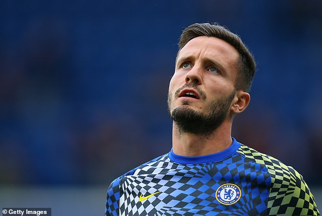 Saul Niguez was criticised by football fans after a poor first-half showing on his Chelsea debut