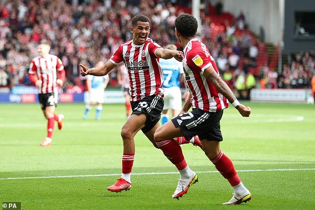 Iliman Ndiaye was on the score-sheet as Sheffield United smashed six past Peterborough