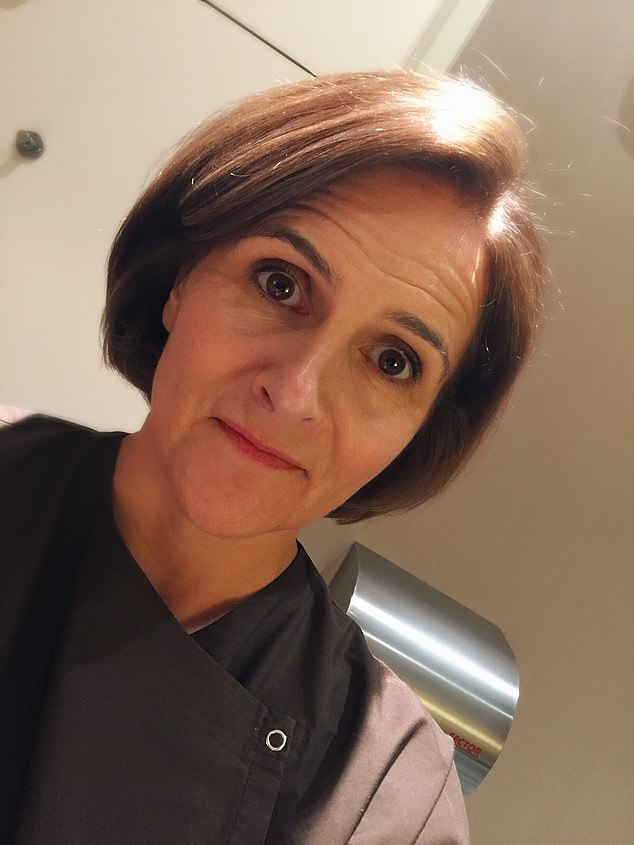 Dr Lawson worked at management consultancy firm McKinsey and the supermarket giant Morrisons, where she was human resources director, before becoming a senior NHS boss in 2017