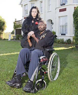 Parents Kye Gbangbola and Nicole Lawler